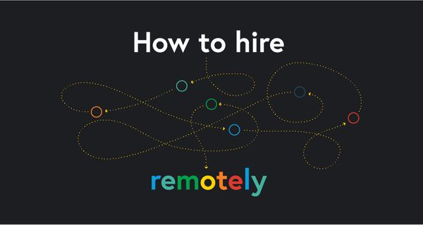 "Enhanced with data from our Q4 trends report, ""How to hire remotely"" is the ultimate guide for virtually interviewing, closing, and onboarding candidates remotely"